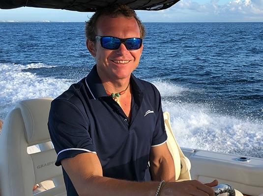 Captain Mat Slattery