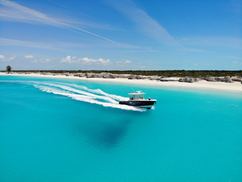 Cruising the Shoreline Turks and Caicos