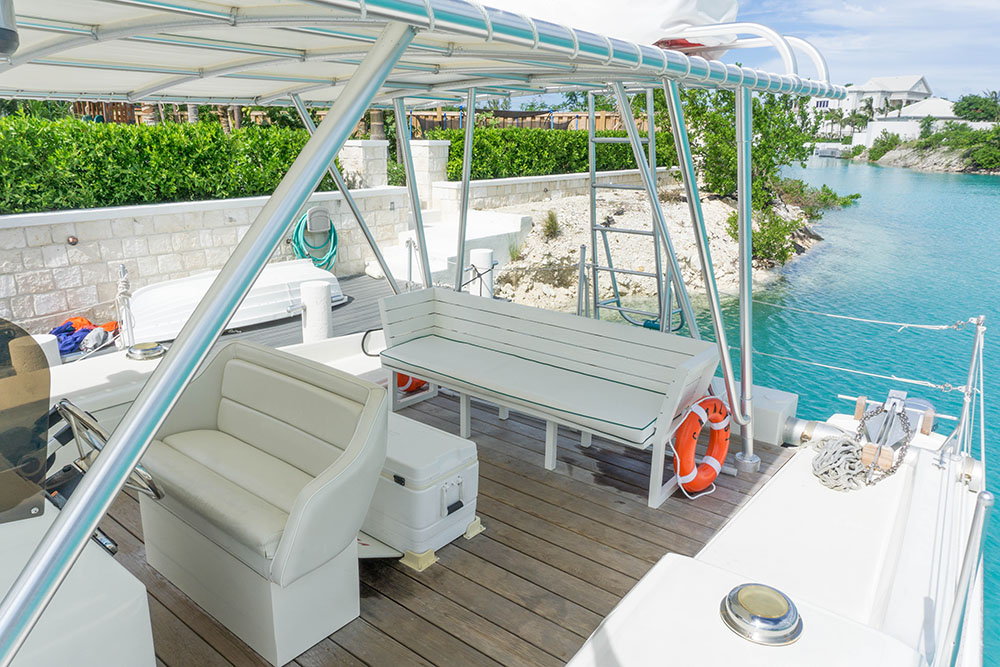 Caicos Catalyst Catamaran Photo 2